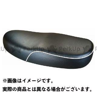 【エントリーでポイント10倍】 K&H SR400 シート関連パーツ ダブルシートB パイピング白 2012