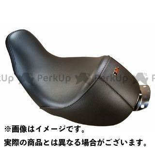 【無料雑誌付き】ケイアンドエイチ シート関連パーツ Super Low シート プレーン ユーロライン 年式:2012 適合車種:FLHT K&H