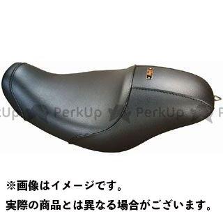 【無料雑誌付き】ケイアンドエイチ シート関連パーツ Super Low シートII プレーン 年式:2014 適合車種:XL883N K&H