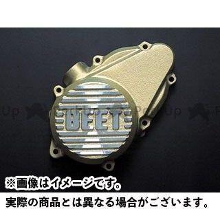 ビートジャパン CB400スーパーフォア(CB400SF) エンジンカバー関連パーツ スターターカバー カラー:ゴールド BEET