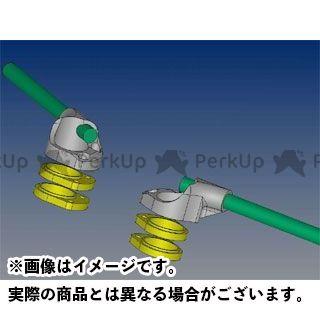 ビートジャパン ZZR1400 ハンドル周辺パーツ マルチハンドル専用スペーサー(4枚1セット/20mm UP)