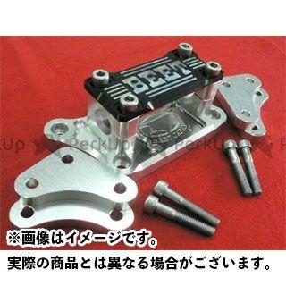 ビートジャパン 1400GTR・コンコース14 ハンドル関連パーツ バーハンドルコンバージョン ブレース付きキット ゴールド BEET