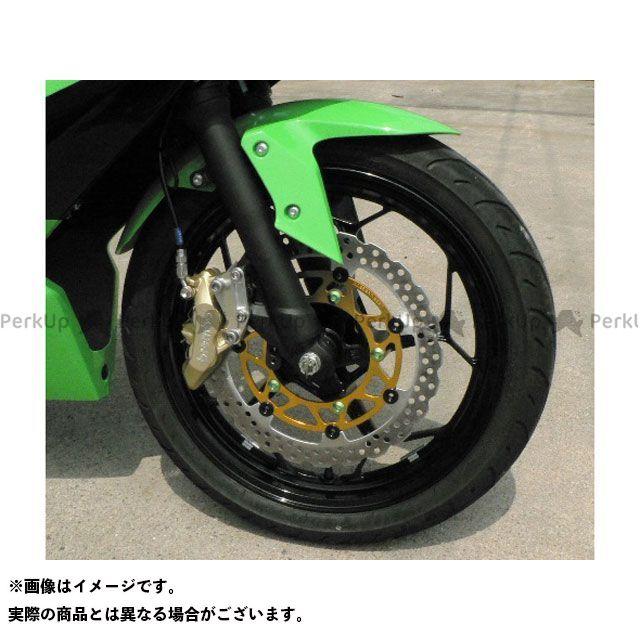 ビートジャパン ニンジャ250SL ディスク Brembo 65mm ビッグローターセット キャリパー付き
