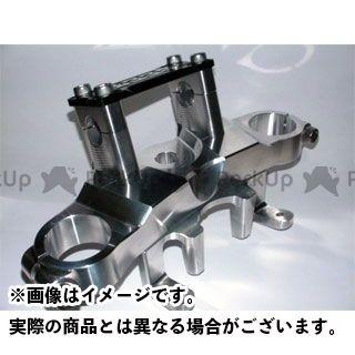ビートジャパン ZRX1100 トップブリッジ関連パーツ トップブリッジ ブレース付きキット ブラック BEET