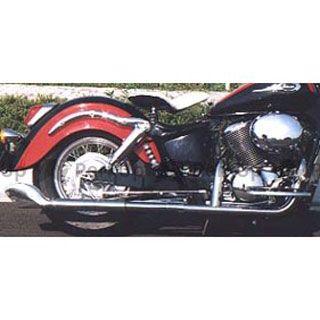 American Dreams シャドウスラッシャー シャドウスラッシャー750 マフラー本体 2in1 ゴードンフィッシュマフラー サイレンサーのみ 400cc