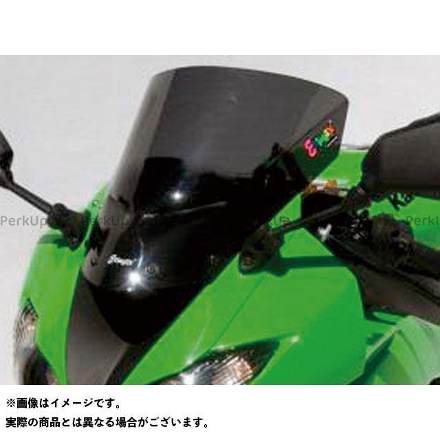 送料無料 ERMAX ニンジャZX-6R スクリーン関連パーツ スクリーン Aeromax(エアロタイプ) スモーク