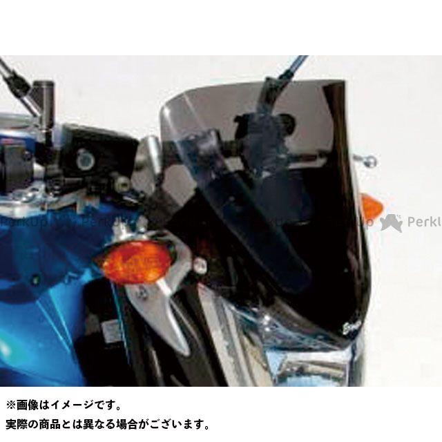 送料無料 ERMAX FZ1(FZ1-N) スクリーン関連パーツ Saute vent メーターバイザー スモーク