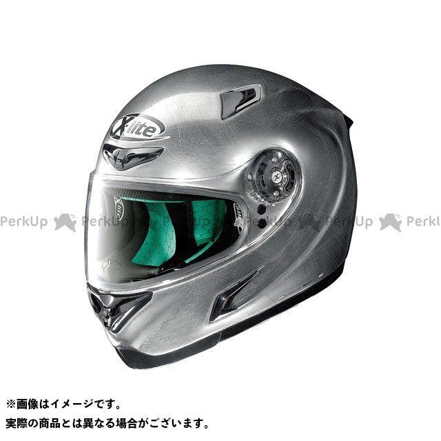 X-lite エックスライト フルフェイスヘルメット X-802RR START スクラッチドクローム/103 S/55-56cm