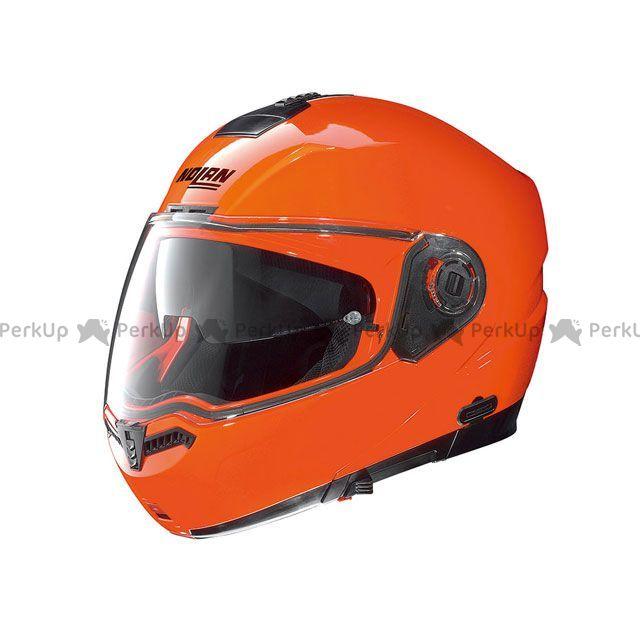 送料無料 NOLAN ノーラン システムヘルメット(フリップアップ) N104 ハイビィジビリティ 蛍光オレンジ/23 M/57-58cm