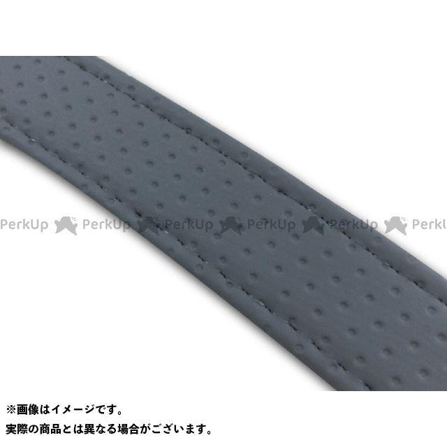 グロンドマン Grondement シート関連パーツ 外装 エントリーで最大P19倍 汎用レザーベルト 高品質新品 安全 汎用 タンデムベルト等 カラー:エンボスグレー 長さ:76cm