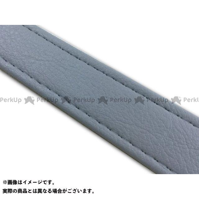 グロンドマン Grondement シート関連パーツ 新商品 外装 エントリーで最大P19倍 タンデムベルト等 汎用レザーベルト 長さ:86cm カラー:グレー 汎用 新作入荷