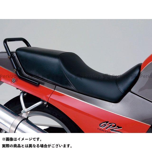 DAYTONA GPZ750R ニンジャ900 シート関連パーツ COZYシート COMP シートベース付き タイプ:ディンプルメッシュ デイトナ