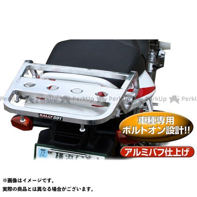 送料無料 ラフアンドロード 隼 ハヤブサ キャリア・サポート RALLY591 スーパーライトキャリア ON ROAD MODEL