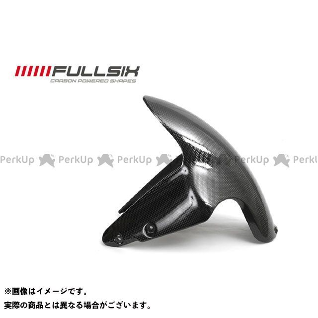 FULLSIX 1098 1198 848 フェンダー フロントフェンダー コーティング:クリアコート(艶あり) カーボン繊維の種類:245Twill 綾織り フルシックス
