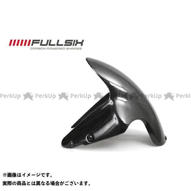 FULLSIX 1098 1198 848 フェンダー フロントフェンダー コーティング:マットコート(艶なし) カーボン繊維の種類:245Twill 綾織り フルシックス