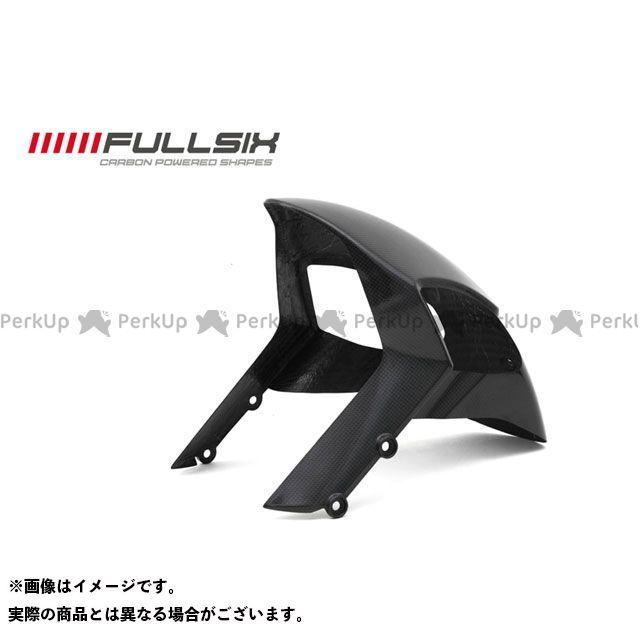 FULLSIX 1098 1198 848 フェンダー フロントフェンダー 696タイプ コーティング:マットコート(艶なし) カーボン繊維の種類:200Plain 平織り フルシックス