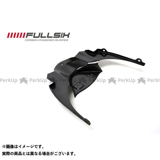 FULLSIX 1098 1198 848 カウル・エアロ アッパーカウルアンダーパネル スプラッシュガード コーティング:マットコート(艶なし) カーボン繊維の種類:200Plain 平織り フルシックス