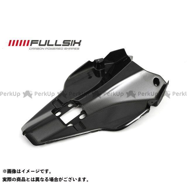 FULLSIX 1098 1198 848 カウル・エアロ シートカウルアンダーパネル コーティング:マットコート(艶なし) カーボン繊維の種類:245Twill 綾織り フルシックス