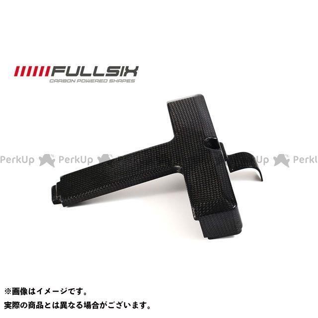 FULLSIX 1098 1198 848 その他外装関連パーツ バッテリーブラケット コーティング:マットコート(艶なし) カーボン繊維の種類:200Plain 平織り フルシックス