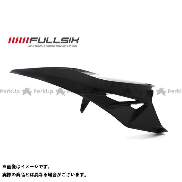 FULLSIX 1199パニガーレ フェンダー リアフェンダー ロング コーティング:マットコート(艶なし) カーボン繊維の種類:200Plain 平織り フルシックス
