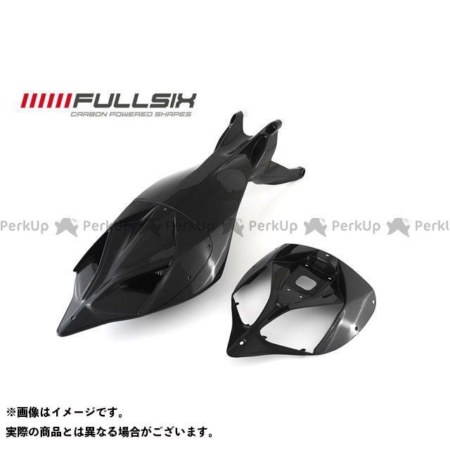 FULLSIX 1199パニガーレ タンク関連パーツ カーボンモノコックシートレール レースカウル/ストリートカウル切り替えタイプ コーティング:マットコート(艶なし) カーボン繊維の種類:200Plain 平織り フルシックス