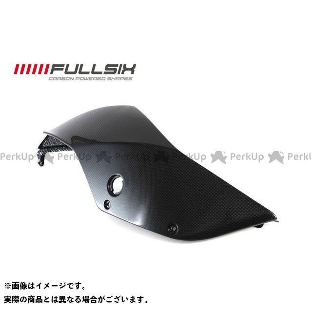 FULLSIX 1199パニガーレ カウル・エアロ シートカウル 右側 コーティング:マットコート(艶なし) カーボン繊維の種類:200Plain 平織り フルシックス