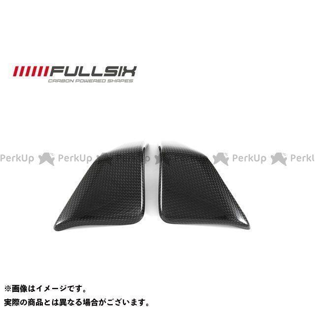FULLSIX 1199パニガーレ ドレスアップ・カバー エレクトリックホルダー 単品 左右セット コーティング:クリアコート(艶あり) カーボン繊維の種類:200Plain 平織り フルシックス