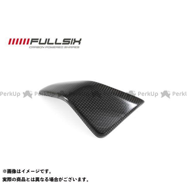 FULLSIX 1199パニガーレ ドレスアップ・カバー エレクトリックホルダー 単品 右側 コーティング:クリアコート(艶あり) カーボン繊維の種類:245Twill 綾織り フルシックス