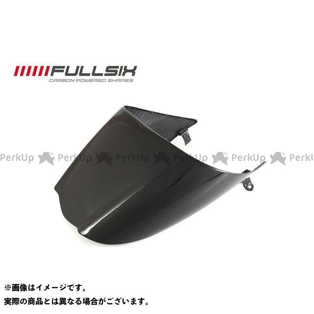 FULLSIX ディアベル シート関連パーツ シートカバー コーティング:マットコート(艶なし) カーボン繊維の種類:200Plain 平織り フルシックス