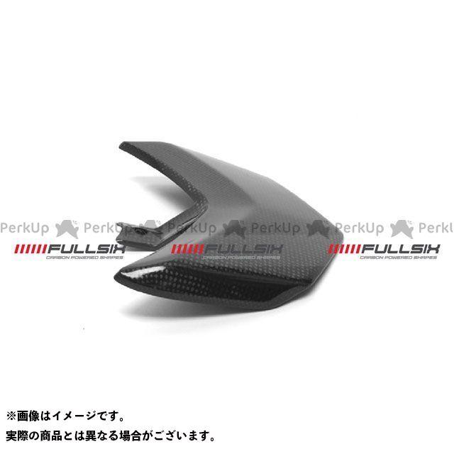 FULLSIX ハイパーモタード その他 カウル・エアロ シートテール コーティング:クリアコート(艶あり) カーボン繊維の種類:200Plain 平織り フルシックス