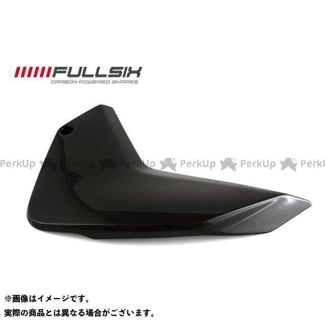 FULLSIX ムルティストラーダ1200 カウル・エアロ サイドパネル 左側 コーティング:クリアコート(艶あり) カーボン繊維の種類:245Twill 綾織り フルシックス
