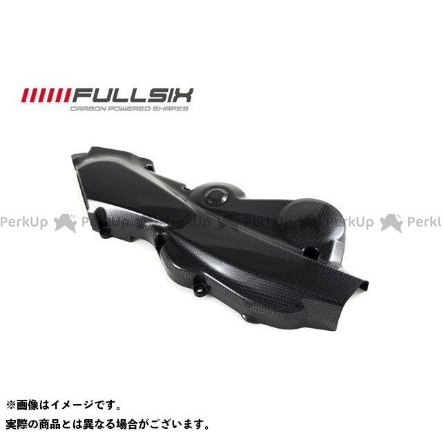 FULLSIX ストリートファイター ドレスアップ・カバー タイミングベルトカバー HOR コーティング:クリアコート(艶あり) カーボン繊維の種類:200Plain 平織り フルシックス