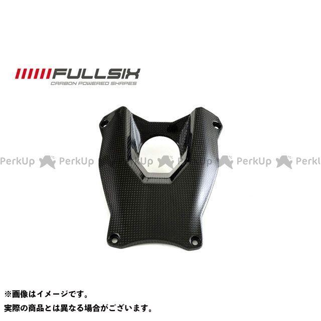 FULLSIX ストリートファイター ドレスアップ・カバー キーロックカバー コーティング:マットコート(艶なし) カーボン繊維の種類:200Plain 平織り フルシックス