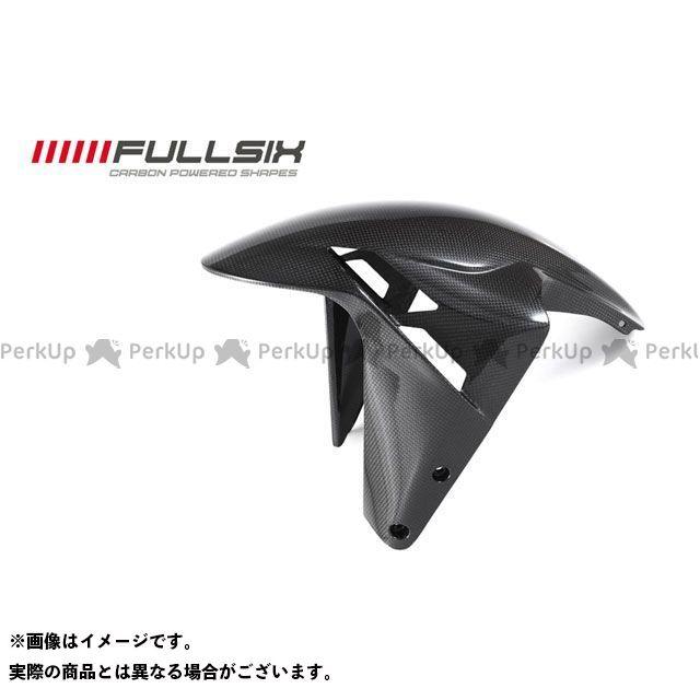 FULLSIX F3 675 F3 800 フェンダー フロントフェンダー クリアコート(艶あり) 245Twill 綾織り フルシックス