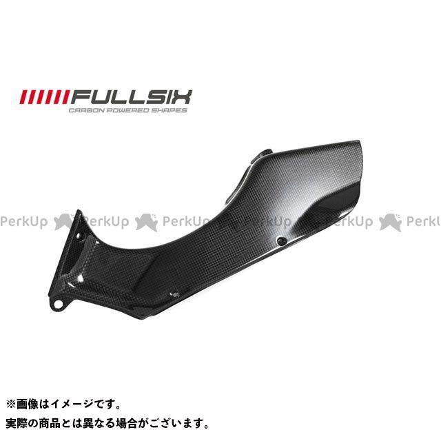 FULLSIX F3 675 F3 800 ドレスアップ・カバー エアチューブカバー 左側 コーティング:クリアコート(艶あり) カーボン繊維の種類:245Twill 綾織り フルシックス