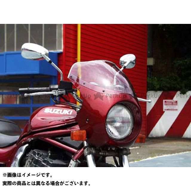 GULL CRAFT GSF1200 カウル・エアロ ブレットビキニ タイプC(スモーク) カウルカラー:ウォームシルバーメタリック 20H ガルクラフト