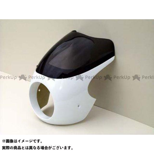 GULL CRAFT GSX1400 カウル・エアロ ブレットビキニ タイプC(スモーク) カウルカラー:白ゲル ガルクラフト