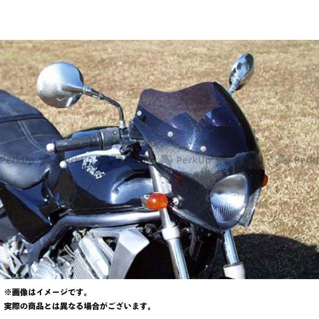 GULL CRAFT バリオス バリオス2 カウル・エアロ ブレットビキニ タイプM(スモーク) カウルカラー:メタリックブルーバイオレット ガルクラフト