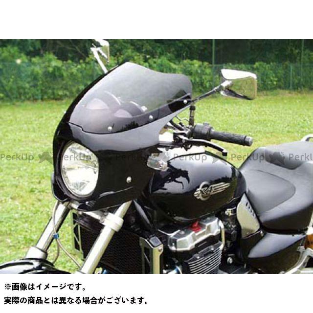 GULL CRAFT エックスフォー カウル・エアロ ブレットビキニ タイプS(スモーク) カウルカラー:キャンディモールトンブラウン YR-192C ガルクラフト