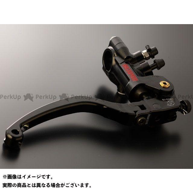 GALESPEED 汎用 マスターシリンダー ブレーキマスターシリンダー エラボレート VREシリーズ(φ17.5×18-16mm) クランプタイプ:ミラーホルダー レバー長さ:ショート ゲイルスピード