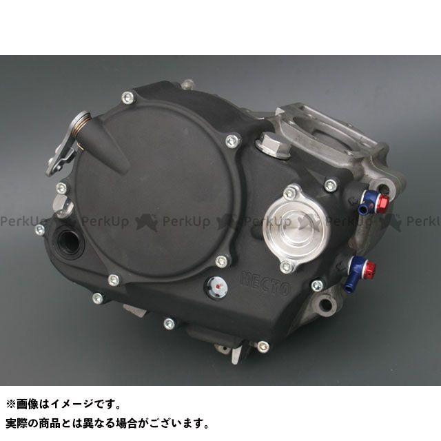 NECTO エイプ100 NSF100 XR100モタード ドレスアップ・カバー クラッチカバーKIT(ブラックアルマイト) ネクト