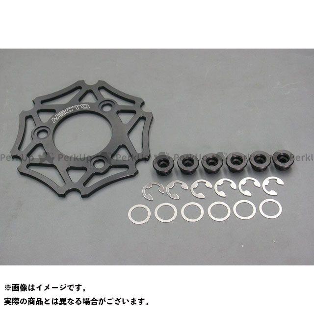 NECTO ディスク レーシングディスクローター用インナーキット カラー:ブラック/ブラック ネクト