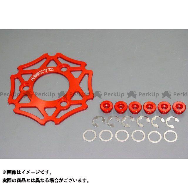 NECTO ディスク レーシングディスクローター用インナーキット カラー:オレンジ/オレンジ ネクト