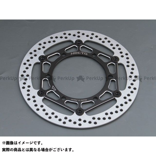 NECTO ニンジャ250R ディスク フローティングディスクローター ネクト