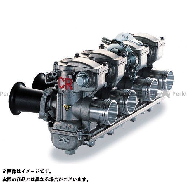 BITO R&D Z400GP キャブレター関連パーツ CRキャブレター φ26(シルバー) ビトーR&D