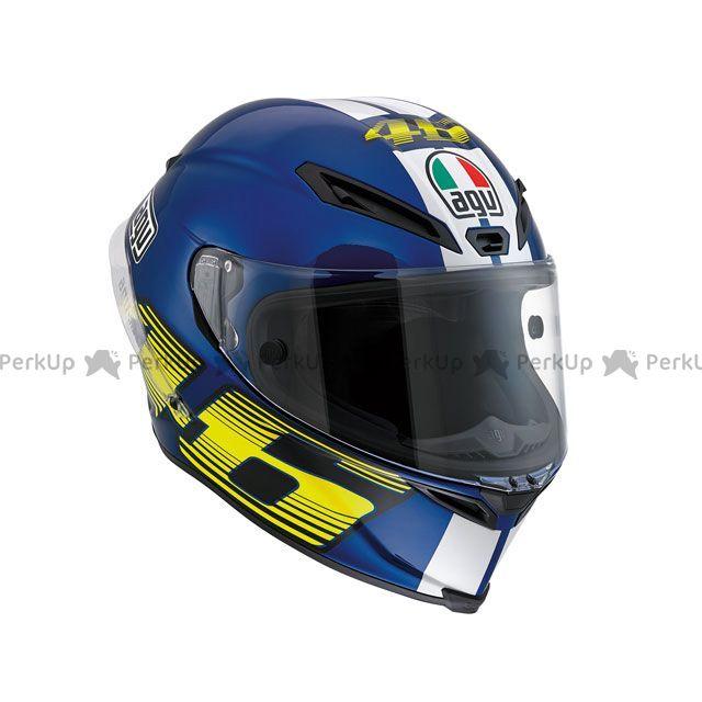 送料無料 AGV エージーブイ フルフェイスヘルメット CORSA TOP V46 BLUE L/59-60cm