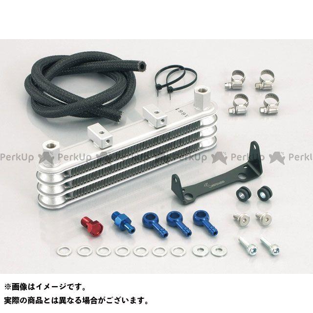 キタコ KITACO オイルクーラー 冷却系 KITACO オイルクーラー ニュースーパーオイルクーラーキット キタコ社製ULTRA クラッチキット/DOHC ヘッド用(3段コア)  キタコ