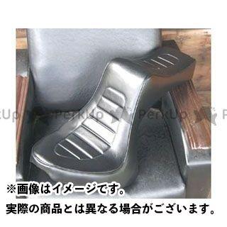 American Dreams ドラッグスタークラシック1100(DSC11) シート関連パーツ キング&クィーンシート ハーレーパターン 黒レザー タイプ:スタッド付 アメリカンドリームス