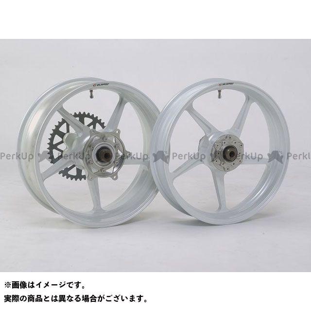 GALESPEED CBR900RRファイヤーブレード ファイアーストーム ホイール本体 TYPE-C リア(550-17) パールホワイト