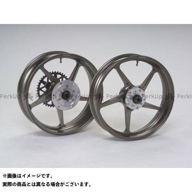 GALESPEED ZRX1100 ホイール本体 TYPE-C リア(550-17) クォーツ仕様 ブロンズ